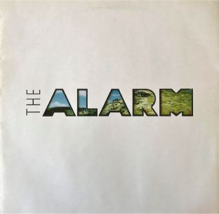 Alarm (The) - Change (LP) (VG-/VG-)